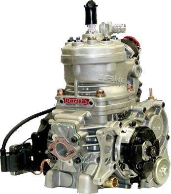 Parilla Reedster Kf1 Kart Engine Gentlemen Start Your