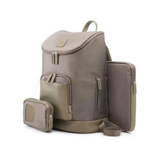 "15.6"""" Tan Ladies Backpack P595-HPT0E31AA"