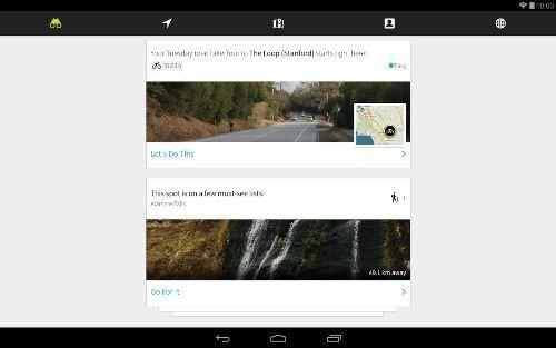 Скачать бесплатно komoot для планшета Андроид