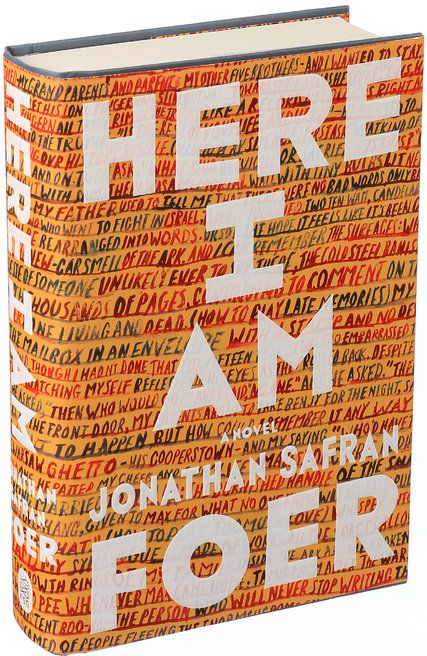 'Here I Am,' Jonathan Safran Foer's Tale of a Fracturing Family - The New York Times