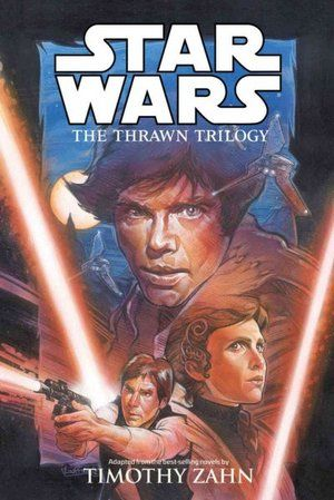 Star Wars - Thrawn Triology Just finished this series - so interesting!! Can't wait to read other New Republic novels....