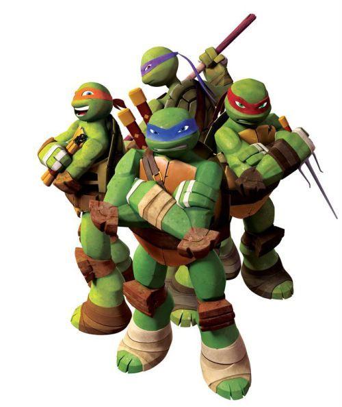 New teenage mutant ninja turtles image special
