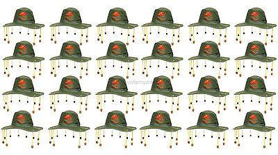 48 x australian cork hat australia day party #fancy #dress bulk #multipack joblot,  View more on the LINK: http://www.zeppy.io/product/gb/2/191775390033/