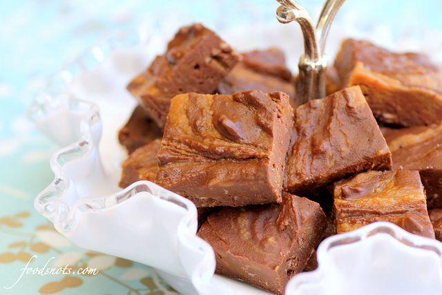 Chocolate Crack bars...........peanut butter, caramel &  potato chips!
