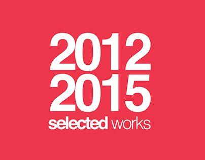 """다음 @Behance 프로젝트 확인: """"Portfolio Book // 2012-2015 selected works"""" https://www.behance.net/gallery/27853813/Portfolio-Book-2012-2015-selected-works"""