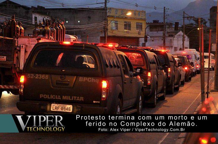 Republicação: 28 de Maio de 2014  Moradores da comunidade fizeram um protesto nesta terça-feira (27) em frente ao Quartel da Coordenadoria de Policia Pacificadora (CPP) contra a prisão de Romário de Morais da Silva, preso na noite desta segunda-feira (26) ...  Leia mais em: http://www.vipertechnology.com.br/?p=3603