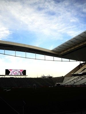 Corinthians Internacional Arena (Foto: Marcos Ribolli)