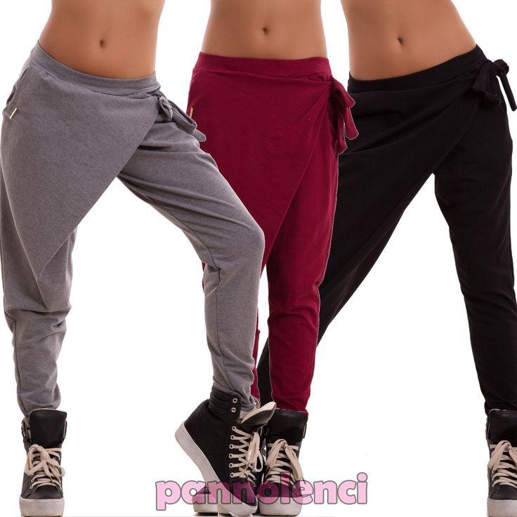 pantaloni da ginnastica donna adidas