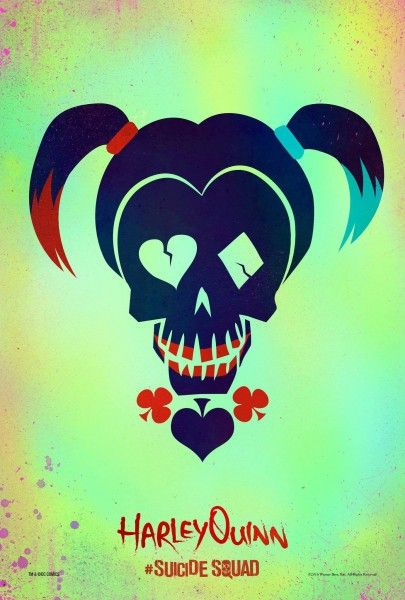 Suicide Squad Posters Reveal + New Trailer on Tuesday! - Oh No They Didn't!