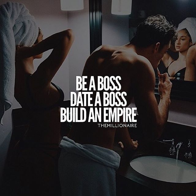 Awesome one by @themillionaire. Find someone who will build an empire with you. Follow them for more motivation! @themillionaire @themillionaire