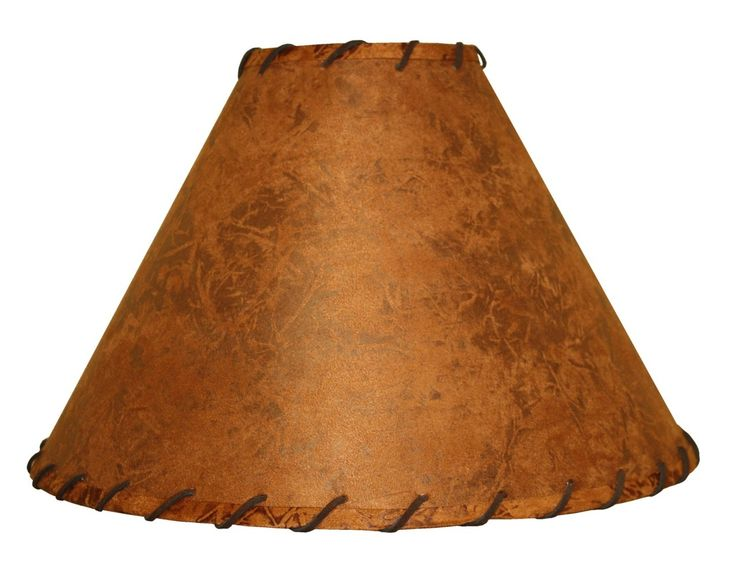 42 best lamp shades images on pinterest stone floor standing stone county ironworks rawhide floor lamp shade w leather tri mozeypictures Choice Image