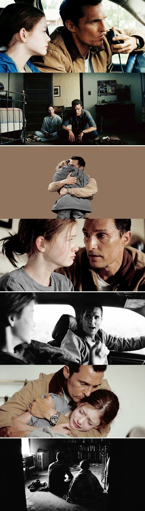 Interstellar 2014 : I loved this movie so much!! The feels...   Once you're a parent, you're the ghost of your children's future. -Cooper, Interstellar