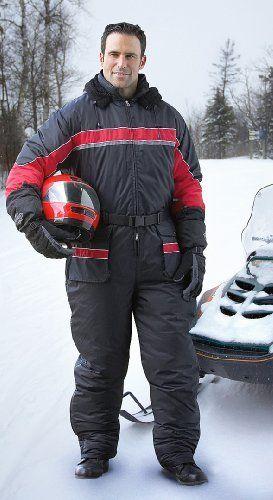 Snowmobile suit fetish