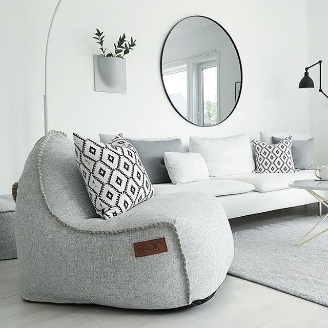 Beyond in love with this room, and that bean bag chair... Heavenly! Love @sackit_official and love @hannenov' flawless styling! Shop: OliveEtOriel.com . . . . #interiordesign #interiør #bloggerstyle #apartmentdecor #homedecor #scandinavian #scandi #parrainyourhome #parisian #interiors #Anthropologie #oliveetorielstyle #interiorwarrior #interiors4all #inredningsdesign #inredningsbutik #sharemystyle #pocketofmyhome #mystyle #interiorstyling #homestyle #homestyling #interiørmagasinet…