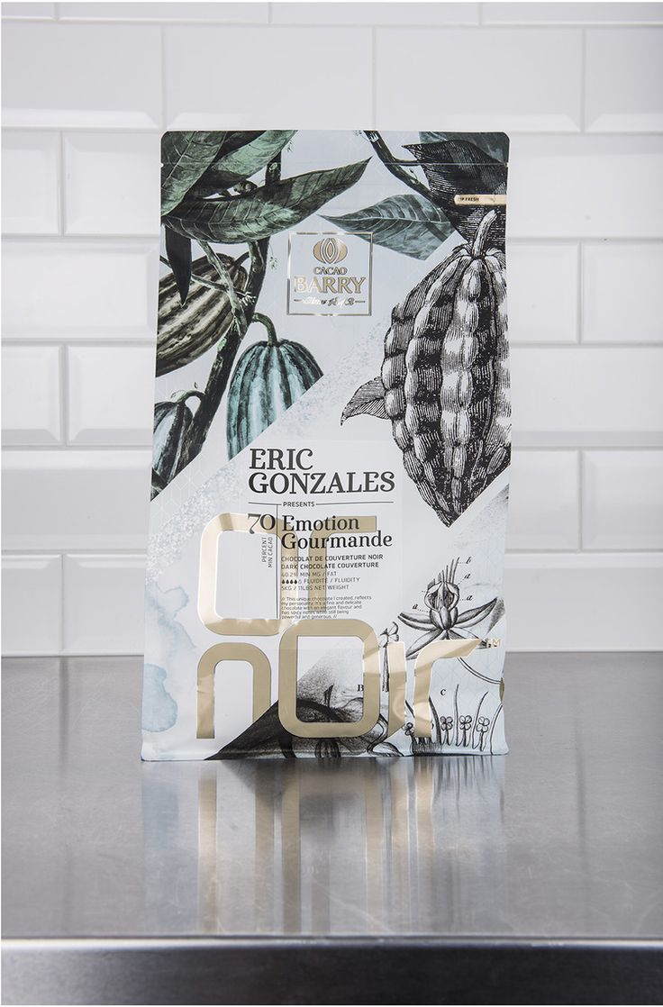 """""""International brand design agency Design Bridgehas unveiled a new brand  identity and a wide range of packaging for Cacao Barry, one of the world's  leading suppliers to top chocolate professionals."""