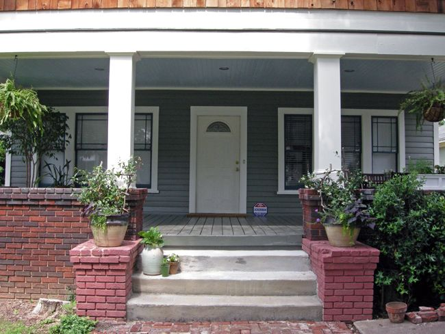 23 Best Images About Front Porch On Pinterest The Roof