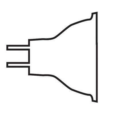 Tech Lighting 12-Volt (3000K) Halogen Light Bulb Wattage: 20W
