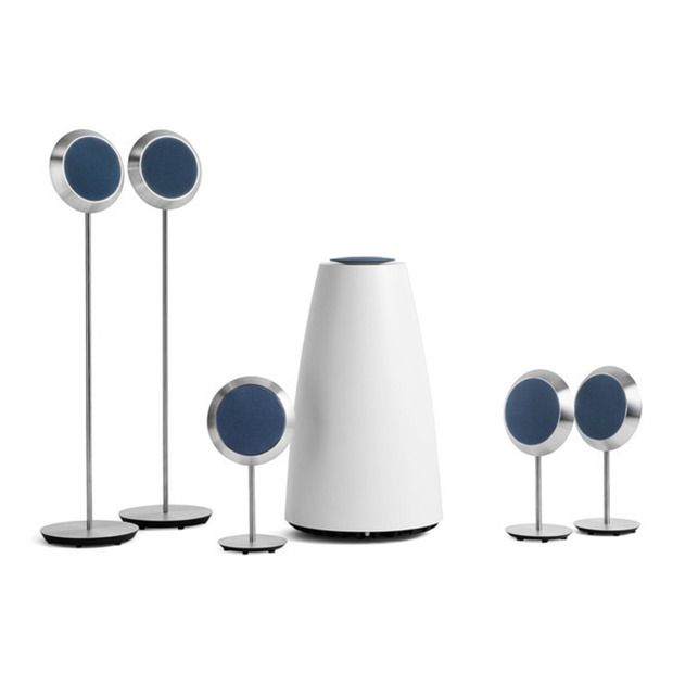 Bang & Olufsen's Beolab 14: A beautifully designed HiFi audio kit that integrates into a multi-brand home entertainment setup