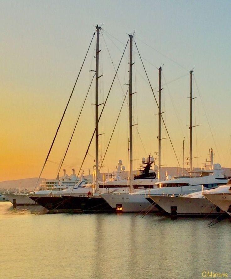 Flisvos Marina,Athens,Greece
