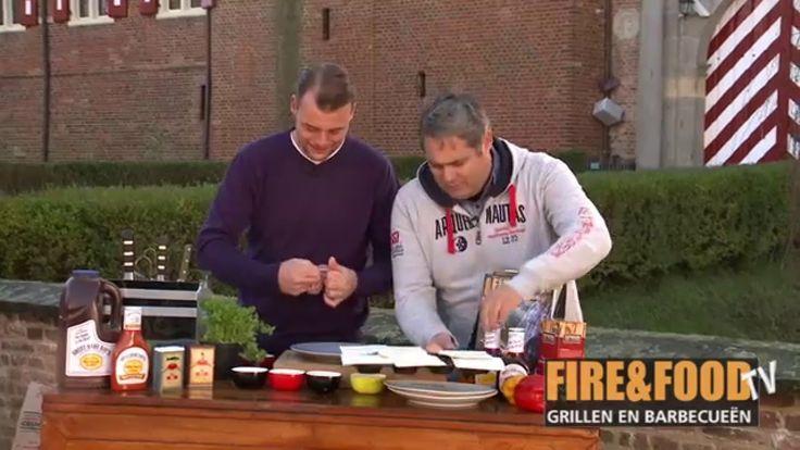 Fire&Food - Rundergehakt muffins met bladerdeeg