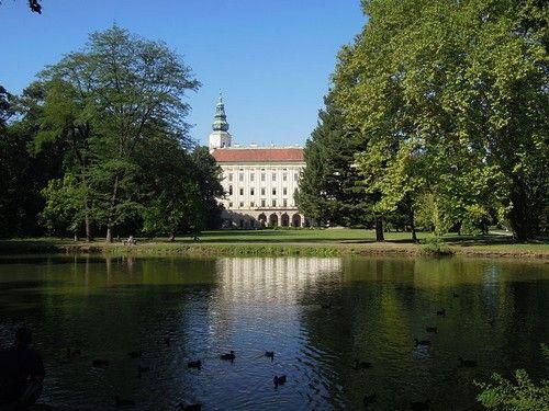 Arcibiskupský zámek a zahrady Kroměříž | The Musketeers (Tři Mušketýři) | Edna.cz