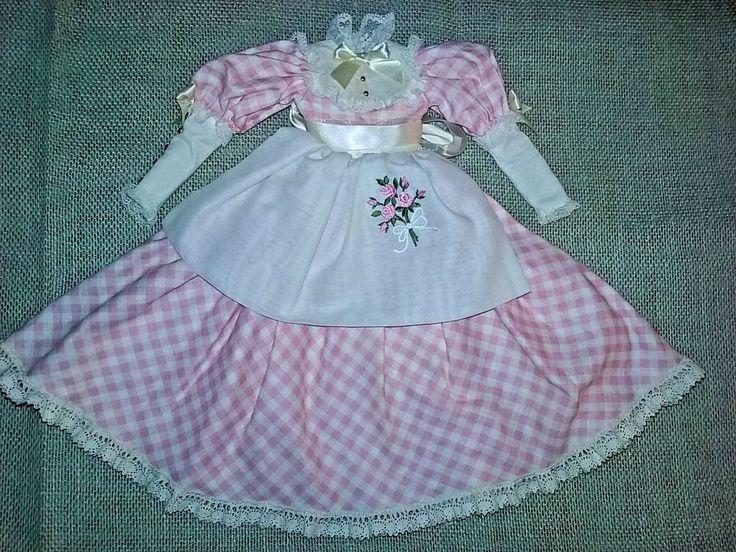 """Doll Dress Madame Alexander Amy The Little Woman Journals 15"""" long.  #MadameAlexander #ClothingAccessories"""