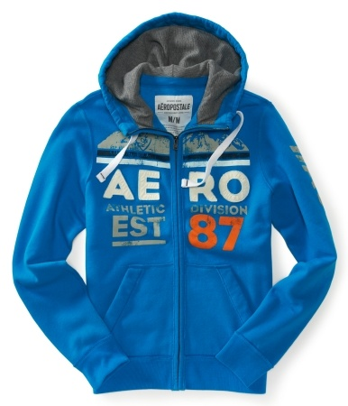 Aero 87 Mountain Full-Zip Hoodie