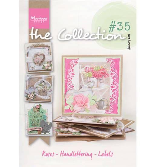 Marianne Design The Collection Magazine 2016-35 (max. 1 per best