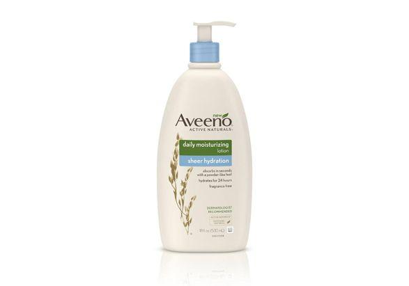 Aveeno Daily Moisturizing Sheer Hydration Lotion Lotion Hand