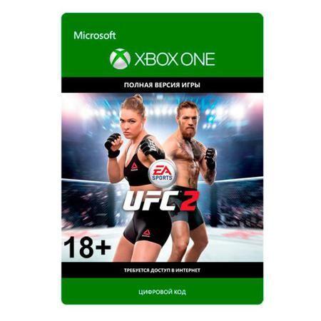 Electronic Arts EA SPORTS UFC 2  — 4000 руб. —  Возрастное ограничение 18+ , Для платформы Xbox One , Язык Английский язык , Издание стандартное издание , электронный ключ , Жанр Файтинг