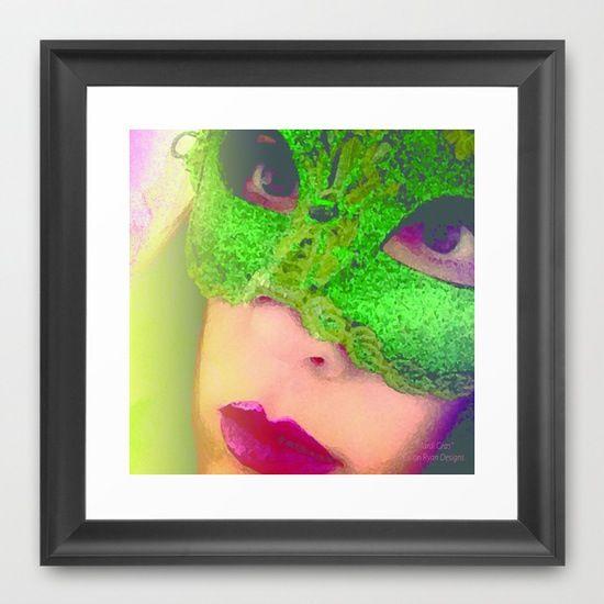 Framed Art: Mardi Gras - $65.00 #onselz
