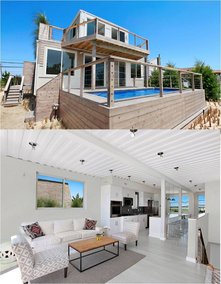 106 best Contained images on Pinterest | Container houses, Shipping ...