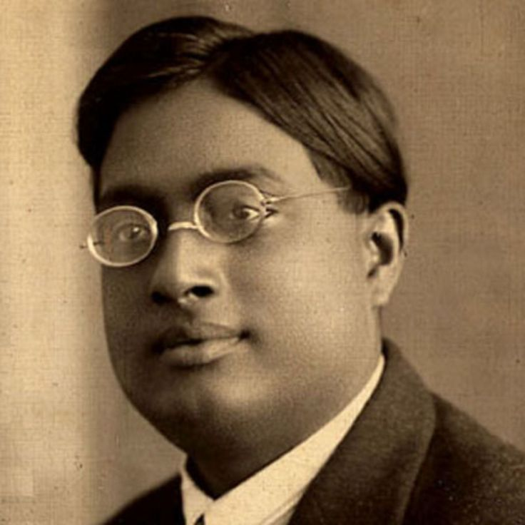 Indian physicist Satyendra Nath Bose discovered the boson, or 'God particle.' Learn more at Biography.com.