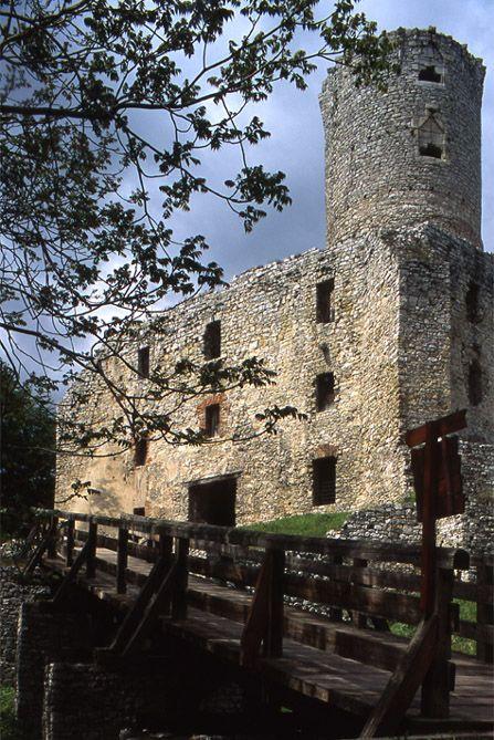 Lipowiec castle - Babice, Malopolskie, Poland