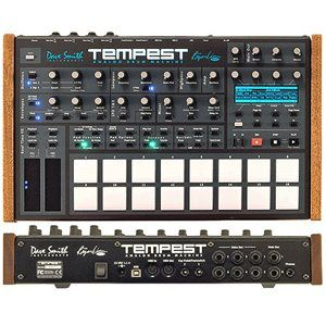 Dave Smith Instruments Tempest Analogue Drum Machine image