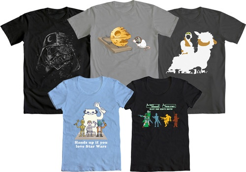 WE LOVE FINE WEDNESDAY LOVES OUR STAR WARS CONTEST WINNERS!  One of these five outstanding winners from our first Star Wars design contest could be YOURS if you repin this post; they're all available in mens and women's styles. Good luck!  Repin and WIN!