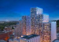 Квартиры  с одной, двумя и тремя спальнями  в Harrow Square – от £320000. Ландшафтные сады на крыше, энергия солнечных панелей.