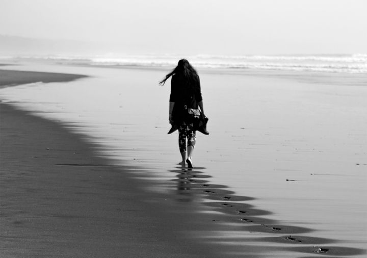 THE FOOTPRINTS OF SOLITUDE