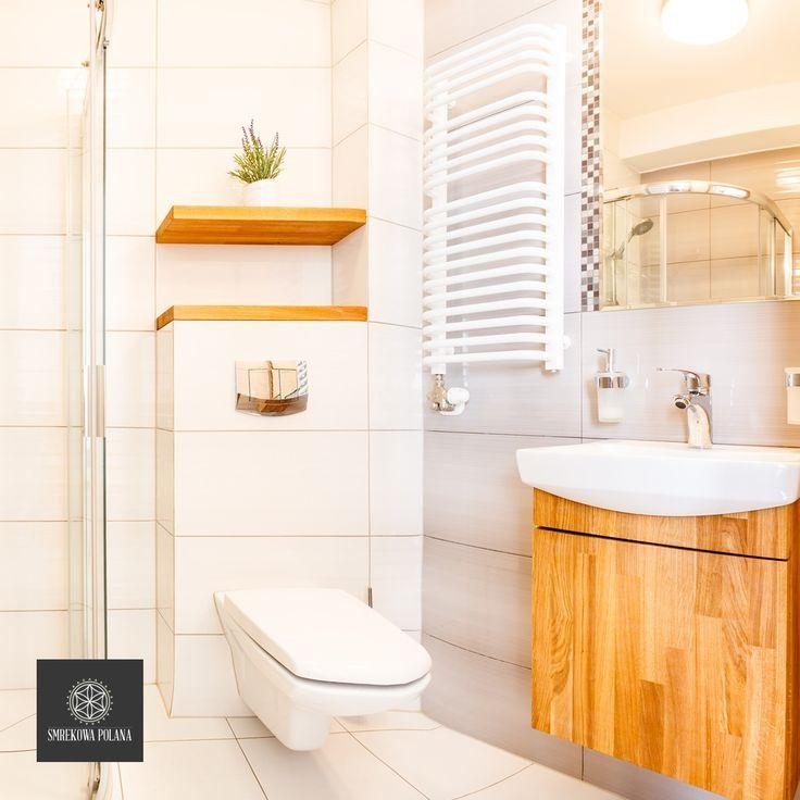Apartament Świstówka - zapraszamy! #poland #polska #malopolska #zakopane #resort #apartamenty #apartamentos #noclegi #bathroom #łazienka