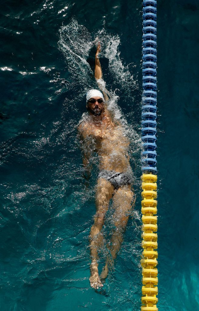 Michael Phelps Photos: Arena Grand Prix at Santa Clara