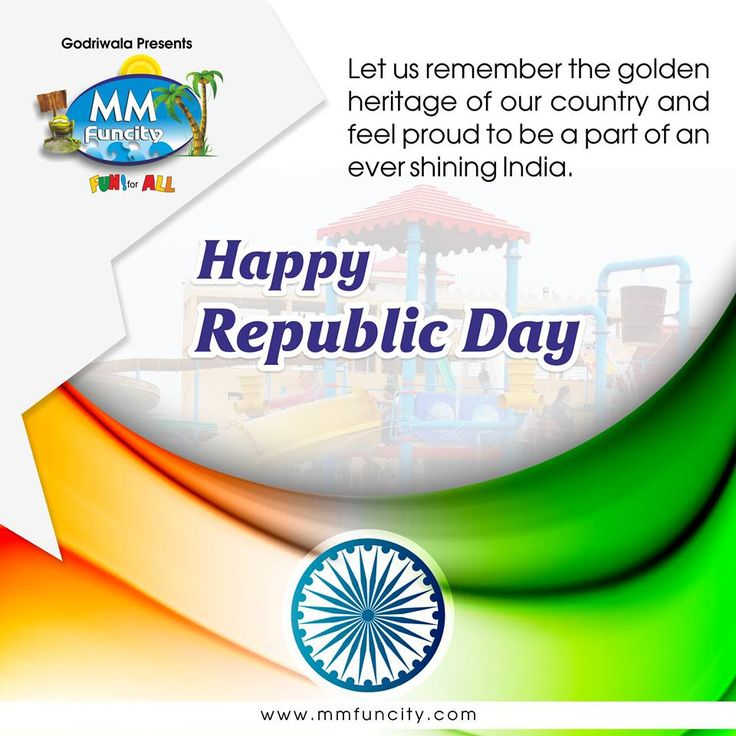 May you soar high in the realm of freedom. Wishing you all a Happy Republic Day!!! #MMFuncity #HappyRepublicDay