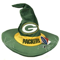 Green Bay Packers Halloween Hats
