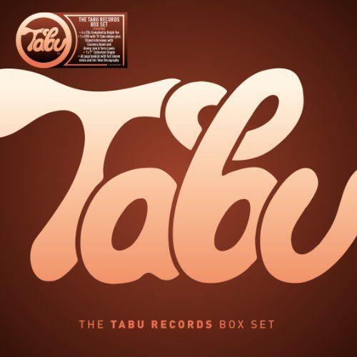 Tabu Records Box Set - Tabu Records Box Set, Yellow