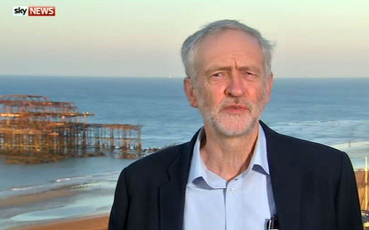 Jeremy Corbyn says he could not use Britain's nuclear weapons as home   secretary Andy Burnham threatens to quit and defence secretary Maria Eagle   declares him 'unhelpful'