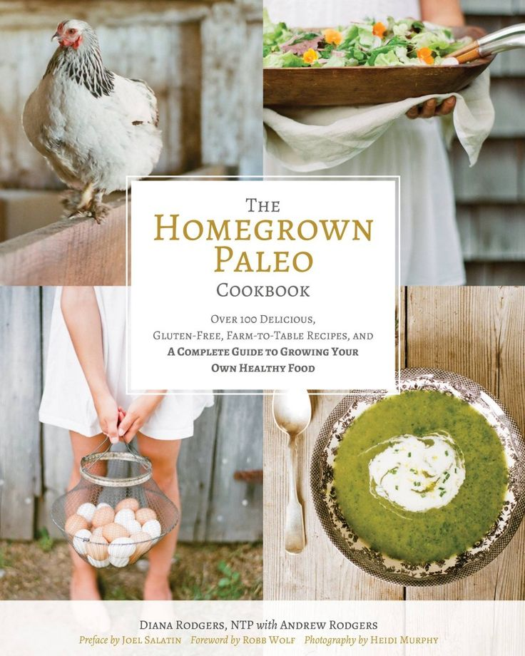 The Homegrown Paleo Cookbook Review | Autoimmune Paleo
