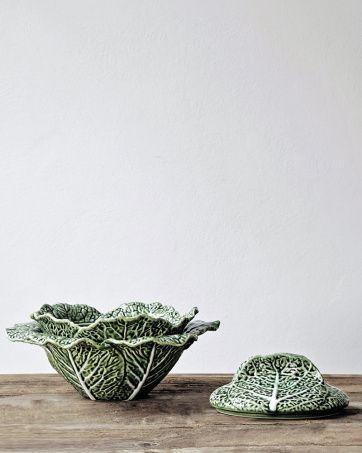 Bordallo Pinheiro Cabbage Tureen | Artilleriet | Inredning Göteborg