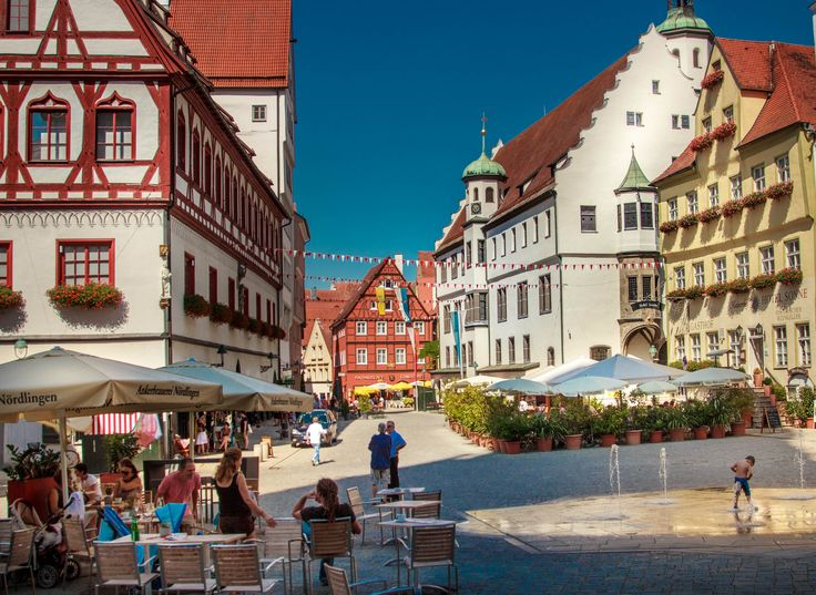 The Romantic Road Germany Travel Guide // Tips, Maps ...