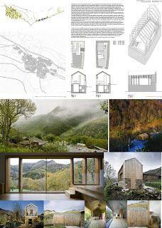 Neo arquitecturaymas: Arquitectura gallega.Vivienda en Paderne. Carlos Quintans