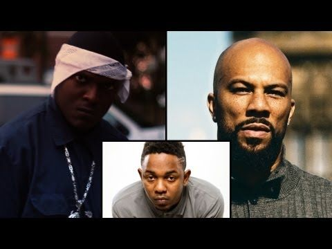 Common & M-Dogg Respond to Kendrick Lamar