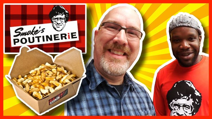 How to Make a Poutine at Smoke's Poutinerie with Special Guest Muhi